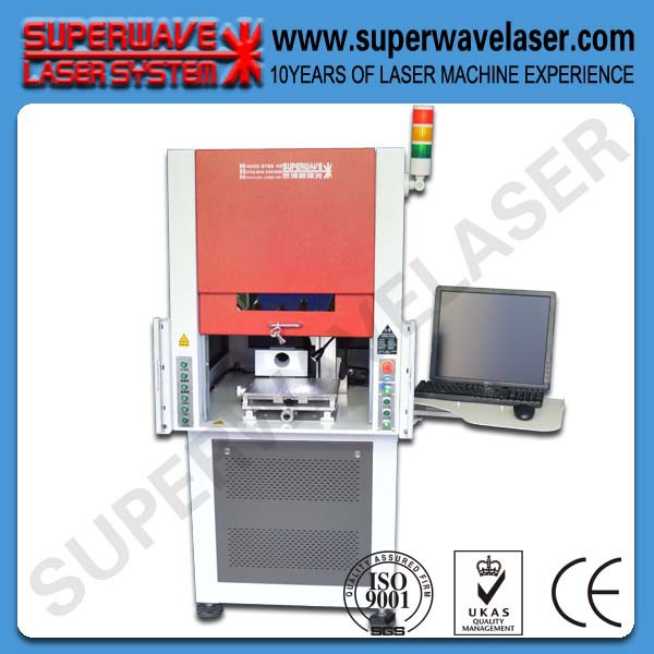 20w 30w 50w 100w 500w 800w Gold and Silver Fiber Laser Engraving and Cutting Machine for Jewellery
