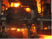 Electric arc furnaces/EAF for melting steel and other ferrous metals