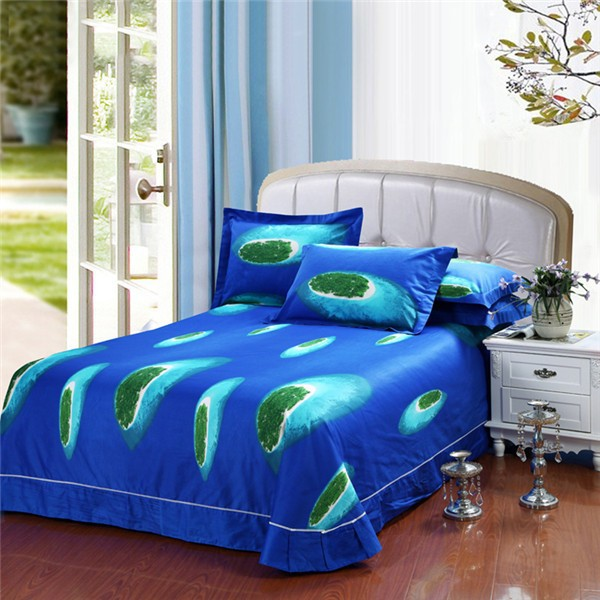 wholesalers china latest textile design 3d bedroom furniture sets bed linen 3d feather print duvet cover
