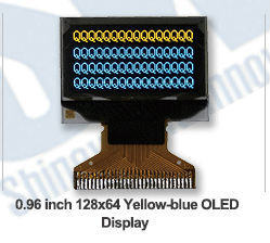 0.87 inch Mono OLED Display