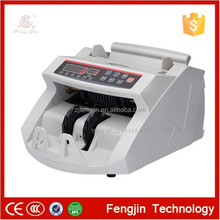 Best price of MG automatic bill counter money counter,Bank professional UV/Money Cash Note Detector