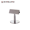 T228 H85mm Stainless Steel T Shape Menu Holder