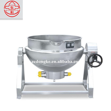 Large Capacity Tilting and Mixing Commercial Electric Heating Pressure Cooker