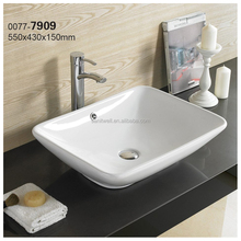 Multifunctional bathroom sanitary sink and cheap ceramic art basin product