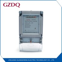 Chinese single phase electronic energy meter