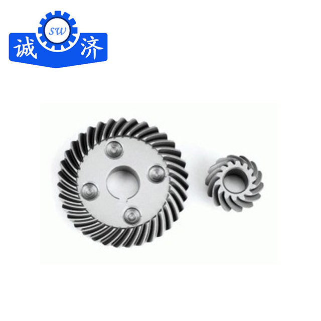 Agricultural Aluminium Alloy Cnc Machining Component Parts