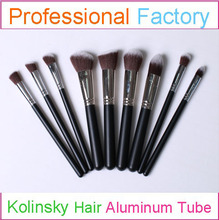 9PCS PROFESSIONAL MAKEUP BRUSH SETS EYESHDOW FOUNDATIION POWER COSMETIC TOOLS