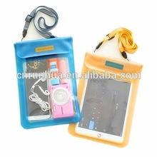 outdoor mobile carry dry waterproof phone bag