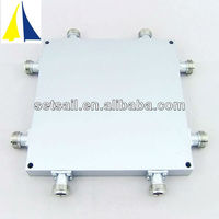 4x4 quad band Combiner 1/2 N style IP65