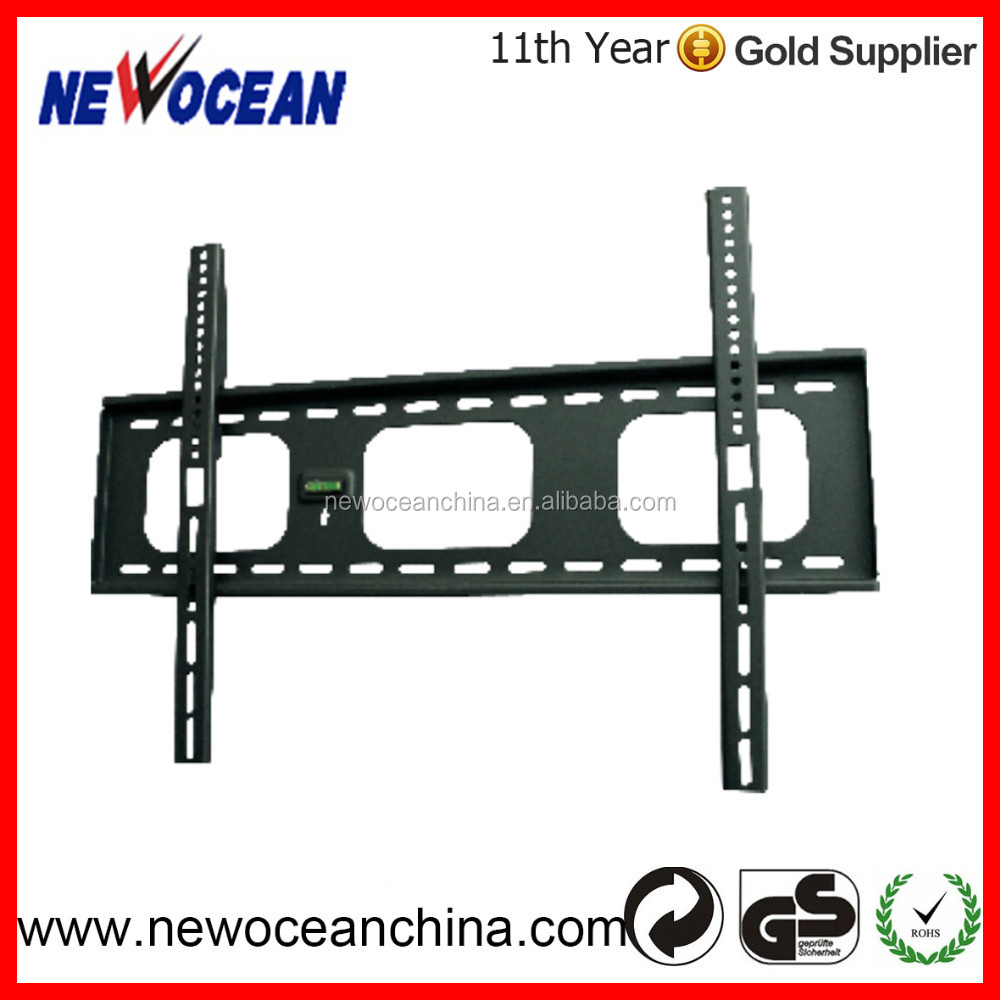High quality plasma Screen TV Wall Mounts/Flat-Panel TV Wall Mounts/Fixed and Tilted Universal TV Bracket