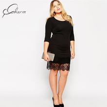 New Design Hot Sale Plus Size Sexy Dresses Xxl