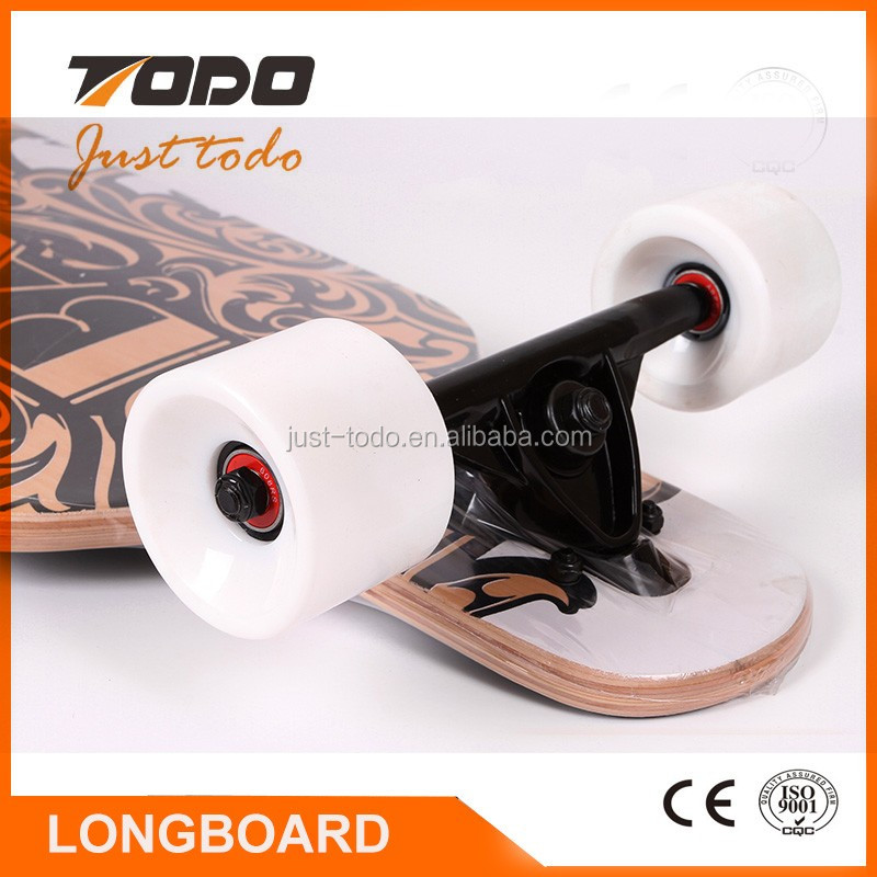 Aluminum Truck Blue Tooth Longboard Whole Sale In China