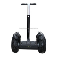 Cross-Country/off road Self Balance Electric Scooter With Handel for sale with Best After Sales Service