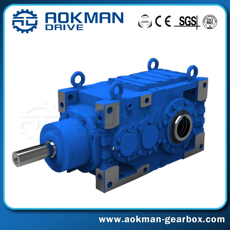AOKMAN MCB Series Helical Bevel Gearbox for Chain Drive