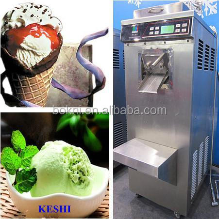 2016 new item european standard quality ice cream parlor equipment with CE approved with imported parts