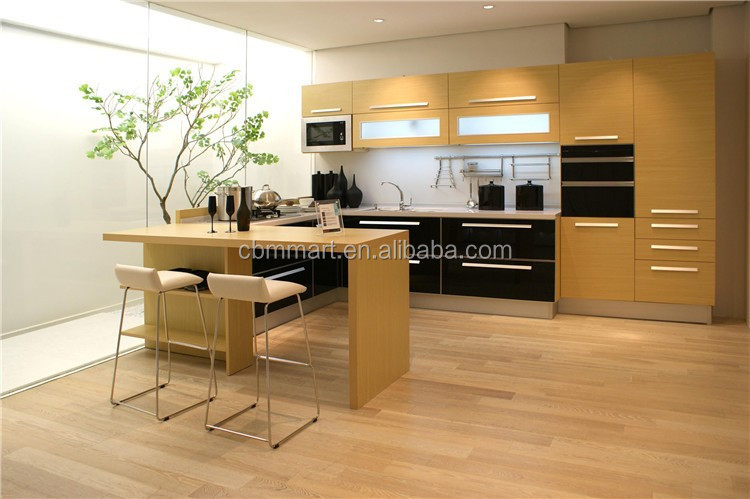 2015 good quality affordable modern kitchen cabinets good quality cheap wood kitchen cabinet color combinations