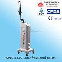 Best quality!! Multifunction Dermatology PC030-BS Laser Co2 fractional Machine in jhlaser laser