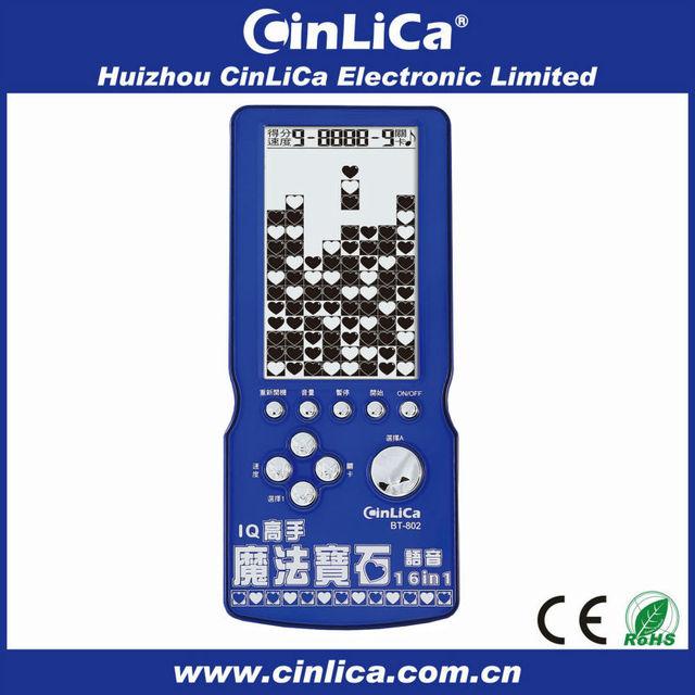 9999bt_9999 in 1 brick game factory bt-802
