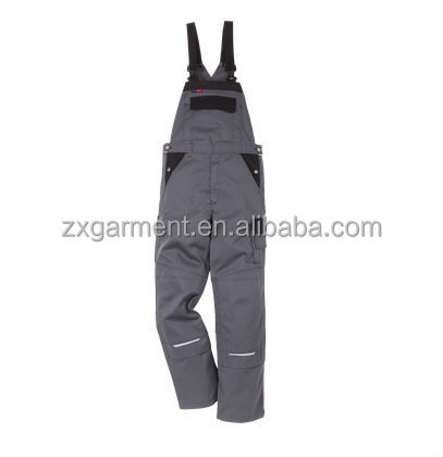 OEM MANUFACTURER CHINA MENS HEAVY DUTY CARGO PANTS Heated Bib Coverall