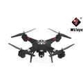 6-axis mini rc quadcopter with attitude control