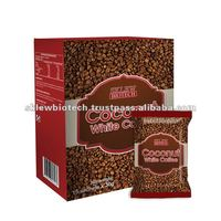 Coconut White Coffee - Private Label and Contract Manufacturing