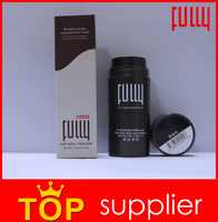 Thicker hair extension fully hair building fibers products better than other brands