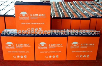 Vietnam Factory manufature Price 12v20ah with the Duty Free E-bike battery for ASEAN