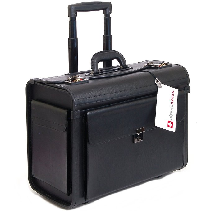World Traveler Rolling Sample Catalog Pilot Case
