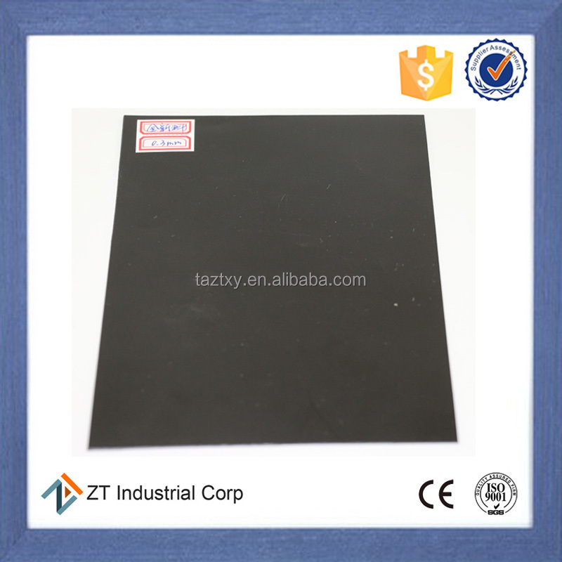 hdpe geomembrane waterproof plastic board sheet 1.5mm