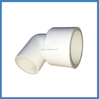 90 Pvc Pipe Fittings,Pvc/Plastic Reducing Elbow