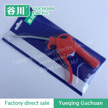 Large favorably Air dust pneumatic component cleaning tool Red Plastic blowing dust guns
