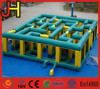 Outdoor Giant Inflatable Maze Laser Maze For Sale, Inflatable Cube Maze