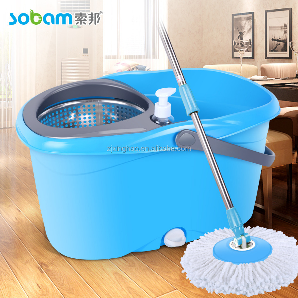 New product 360 rotating spin mop XH029