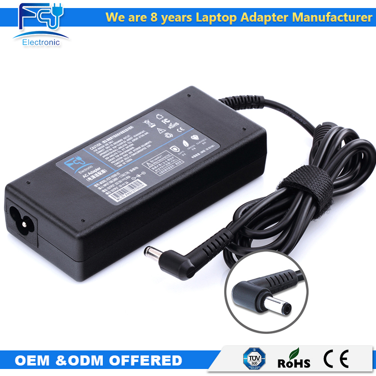 China supply OEM ODM laptop adapter original 19v 3.95a 75w charger for toshiba