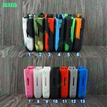 Colorful silicone sleeve for iqos, Pocket Charge Anti Scratch Full Protective Cover case/skin for IQOS