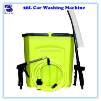 12V Economical Portable High Pressure Car Washer