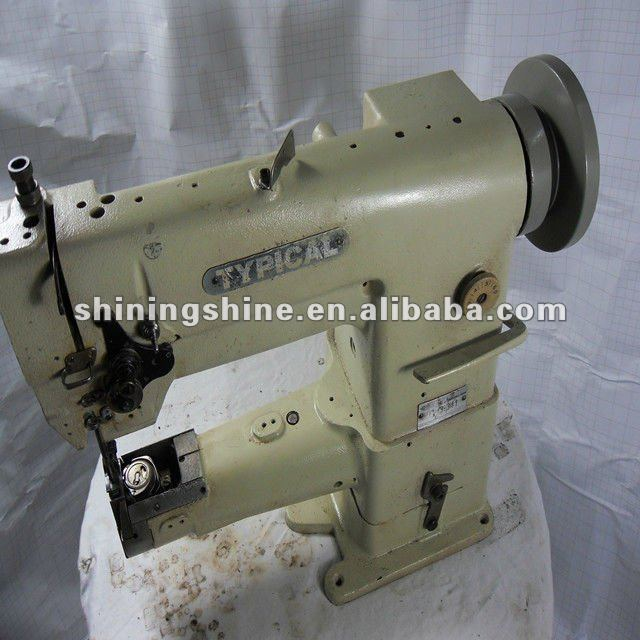 used suitable for leather shoe repair industrial sewing machine