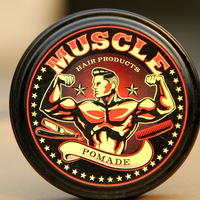 MUSCLE Hair Pomade Perfect For Slick