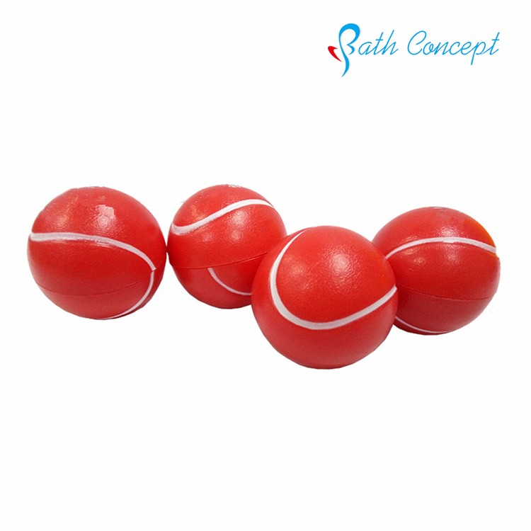 Creative Tennis ball shape moisturizing lip balm