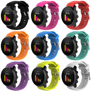 Hot Sale Replacement TPU Silicone Wrist Strap for Suunto Spartan Sport/Spartan Sport HR