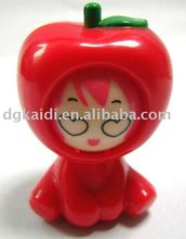 According to face change Fashion plastic Toys