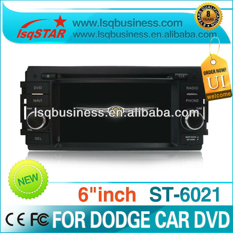 Bluetooth drive/IPOD/canbus/GPS navigation/CD player for CHRYSLER BERING/DODGE NITRO,ST-6021