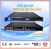 high compatibility MPEG-2 IP Encoder /SD-SDI encoder COL5111AP