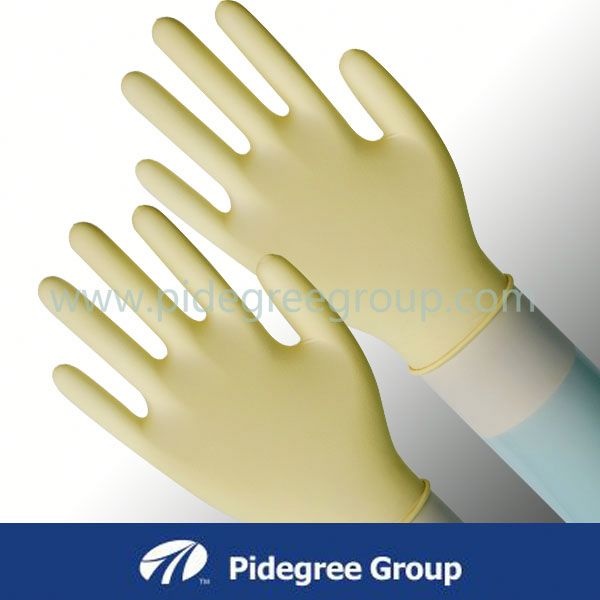 latex gloves for beauty salon