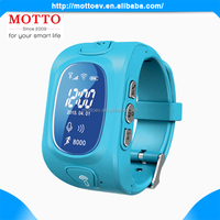 GPS Tracker SOS Call Children Smart Watch For Android IOS Kids Gps Tracking Watch