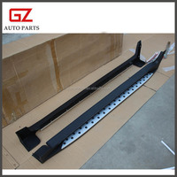 High quality side step running board for HYUNDAI IX25 BMW granule style
