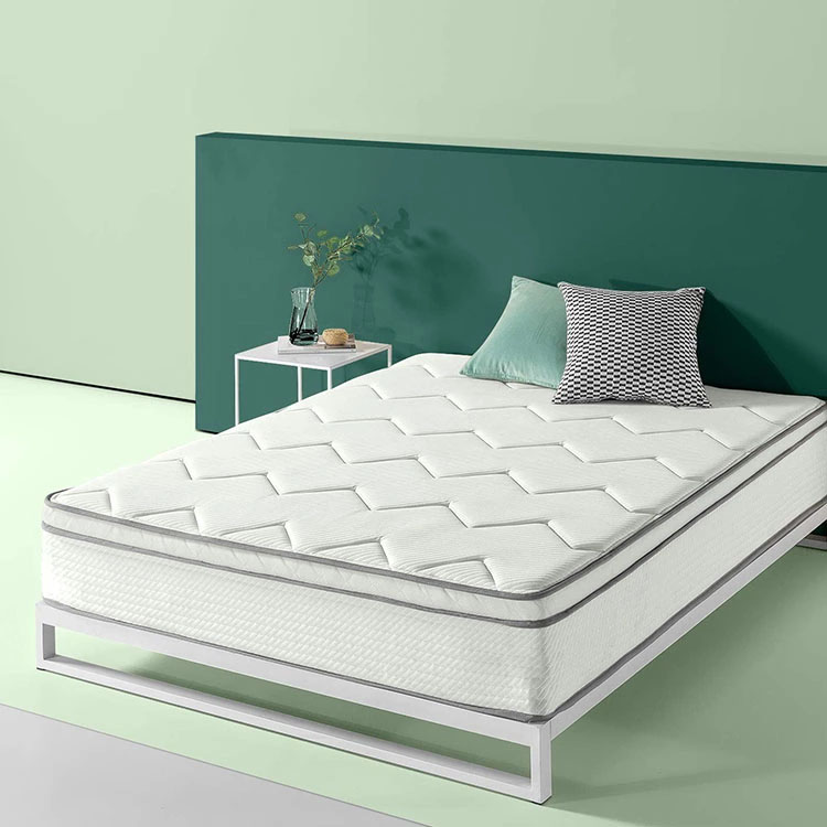 hybrid queen size memory foam mattress - Jozy Mattress | Jozy.net