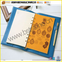 Student Writing Pad With Pen Holder Convenient To Carry And Charming Surface