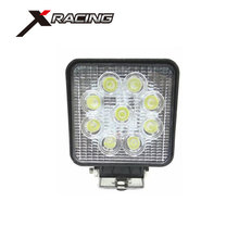 Xracing NM06-27W Factory direct 27w car led work light offroad led driving light hot selling new products for 2017