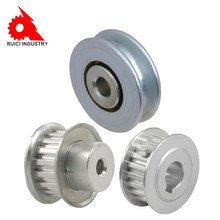 Custom stainless steel small timing pulley wheel different types of pulley for sale